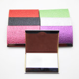 Pomotion Gift Leather Namecard Holder in Colors with Logo (Z-01)