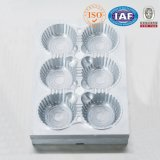 Tin Tray Round Tools Food Grade Ultrasonic Cleaning