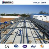 H-Section Steel Construction Building for Poultry House