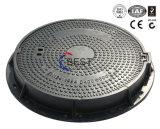 650mm SMC D400 Composite Manhole Cover En124