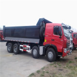 China Brand HOWO 8X4 Dump Truck