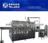 Customized Stainless Steel Automatic Carbonated Bottling Machine