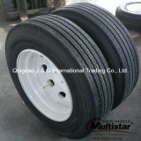 Assembly Truck Wheel Rim and Tyre