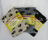 Polar Fleece Printed Pet Blankets