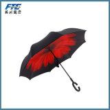 Long Reverse Umbrella Double-Layer Free Rain-Type