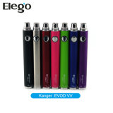 Original Kanger Evod VV Battery with 650/1000/1300/1600mAh Variable Voltage Battery