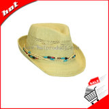 Spring Summer Boy Paper Made Sun Hat Kids Straw Hat Made in China