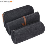 3 Pack Pen Holder Coin Cosmetic Pouch Bag Wear Resistant Felt Pencil Case