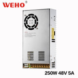 WEHO S-250W 48V 5.2A Power Supply for Equipment