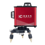 8 Lines Red Beam Three Anit Rotary Laser Level