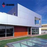 New Decoration Material PVDF ACP Exterior Wall Cladding (AF-411)