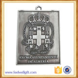 Supply Customize Antique Gold 3D Zinc Alloy OEM High Quality Sport Medal