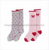 The Adoption of Diamond-Type Latticestitching Comfortable Baby Sock