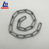4mm SUS304, 316 Stainless Steel DIN763 Link Chain