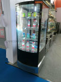 Full Sides Glass Door Beverage Coole Upright Display Showcase with High Quality Coolers