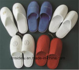 Wholesale Closed Open Toe Cheap Hotel Bath Slippers with Custom Logo