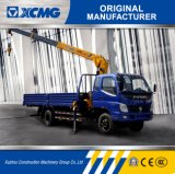 XCMG Sq4sk2q 4ton Straight Arm Truck Mounted Crane