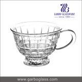 Small Glass Mug with Three Foot (GB091904TY)
