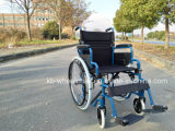 Portable, Disabled, Stainless Steel Wheelchair