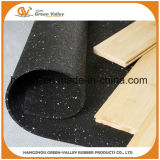 Noise Absorbing Acoustic Rubber Mat Sheet for Underlay Wooden Floor