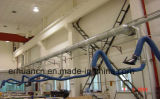 High Quality Flexible Extraction Arms with Smoke Extraction Exhaust Hood