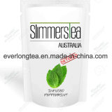100% Organic Herbal Detox Tea Slimming Tea Weight Loss Tea Slimmers Tea (Peppermint Flavor)