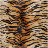 Tiger Velboa Faux Fur Fabric