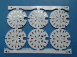 Aluminum PCB Board in LED Panel Light HASL Lead Free