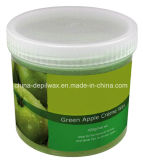 425g Jar Soft Depilatory Wax Green Apple Wax