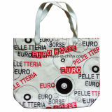 Canvas Shopping Tote Canvas Bag with Full Printing