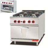 Gas Range with 4-Burner&Gas Oven Ck01001011