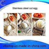 Creative Stainless Steel Egg Cutter Slicer (EC-03)