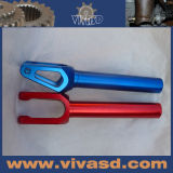 Professional CNC Machining Color Anodized Aluminum Stunt Scooter Forks