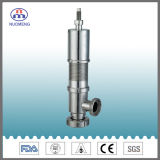 Stainless Steel Union Safety Valve (DIN-No. RA1002)