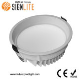 12W Recessed LED Ceiling Downlight, Anti-Glare with Ugr<19