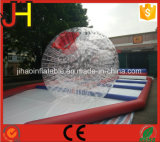 PVC Material Inflatable Human Sized Hamster Zorb Ball for Bowling