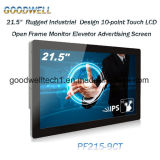 "Metal Frame 21.5"" Capacitive Touch Monitor"