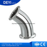 Clamped Elbow with SMS/DIN Standard (DY-015)