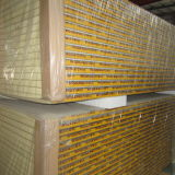 New Heat-Insulated Fireproof Building Material for Wall