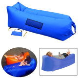 Outdoor Lazy Sofa Floding Beach Blow-up Lilo Bed Sofa
