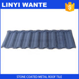 Nigeria Colorful Stone Coated Steel Roof Tile
