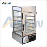 Eh450 500L 5 Deck Electric Glass Commerical Chinese Bun Steamer of Catering Kitchen Equipment