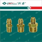 Two Way Tie-in// Two-Way Joint/Refrigeration Fittings/Brass Connector