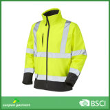 Winter Softshell Reflective Security Garment