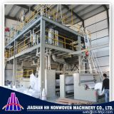 China Fine 3.2m Double S PP Spunbond Nonwoven Fabric Machine