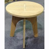 Round Bamboo Stool Home Furniture Knock Down