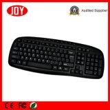 Ultra-Slim Djj111A 104 Keyboard USB Waterproof Computer Parts Keyboard