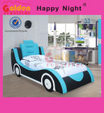 Cheap Simple Kid Room Adult Sized Car Bed Sale Children Bed