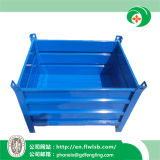 Collapsible Steel Turnover Container for Warehouse with Ce