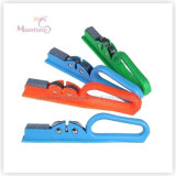 Kitchen ABS Diamond Knife Sharpener (19.7*4.9*3cm)